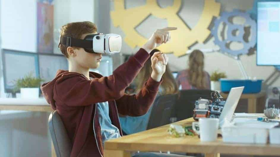 Interactive Tech in the Classroom