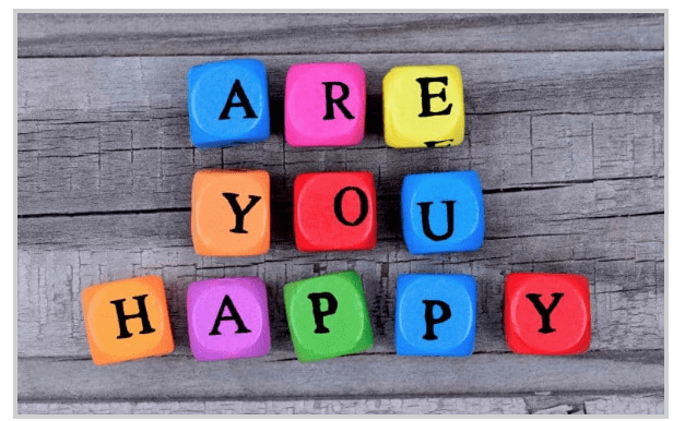 Are you happy? - emotional intelligence vocabulary