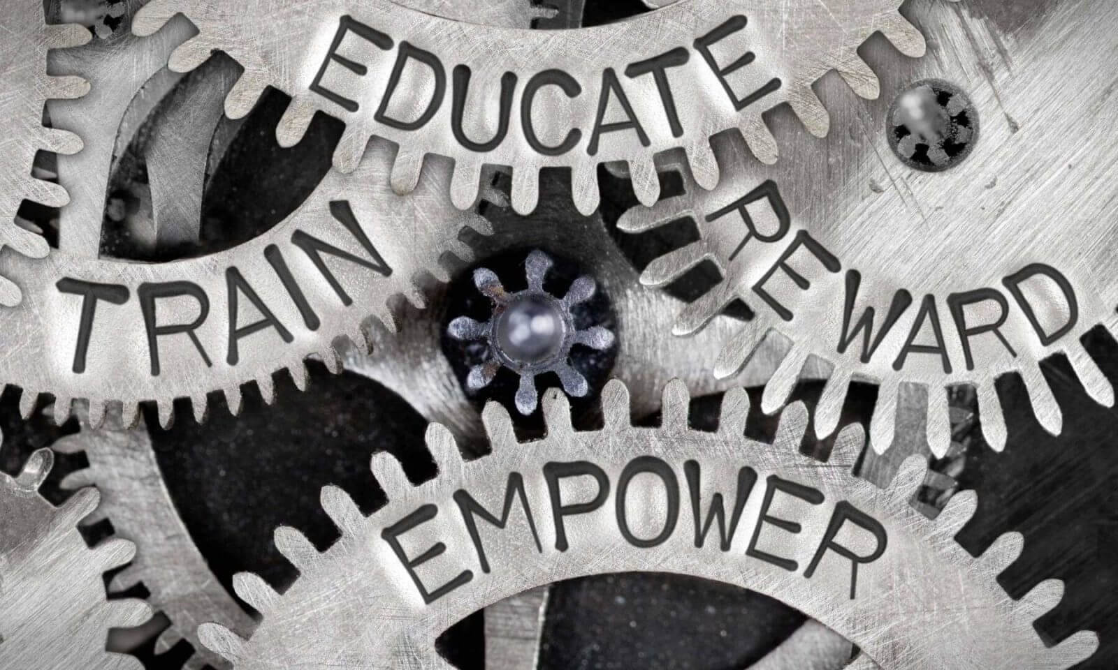 Empowered to change the world