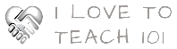I Love to Teach 101 LOGO
