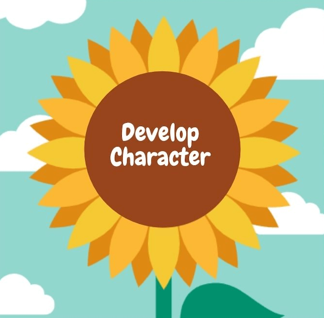 develop character