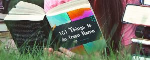 101 things to do from home free ebook from ILTT