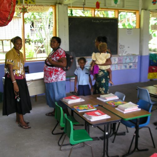 About Us - helping teachers in need